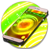 Neon SMS Themes icon