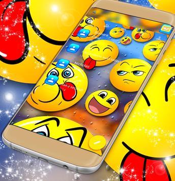 SMS Keyboard Emojis poster