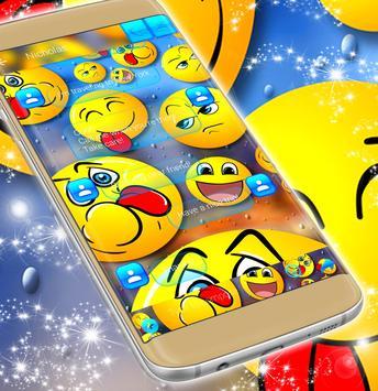 SMS Keyboard Emojis screenshot 3
