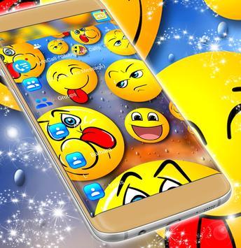 SMS Keyboard Emojis screenshot 4