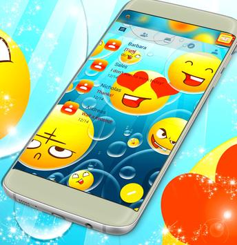SMS With Emoji poster