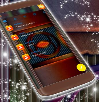 Symbol SMS Theme apk screenshot
