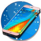 SMS Theme for Samsung Galaxy j5 icon