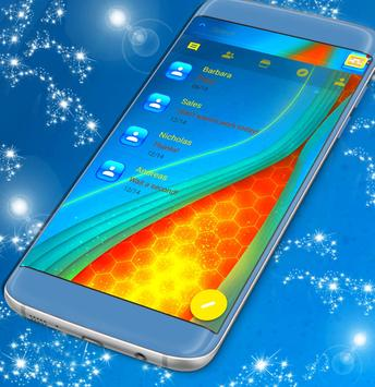 SMS Theme for Samsung Galaxy j5 poster