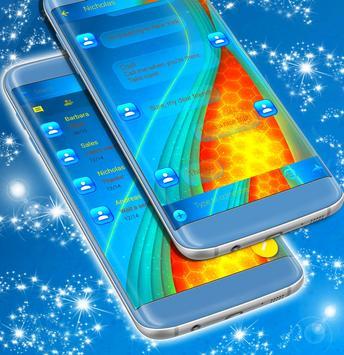 SMS Theme for Samsung Galaxy j5 screenshot 1