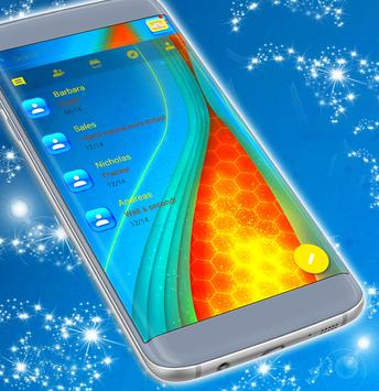 SMS Theme for Samsung Galaxy j5 screenshot 2