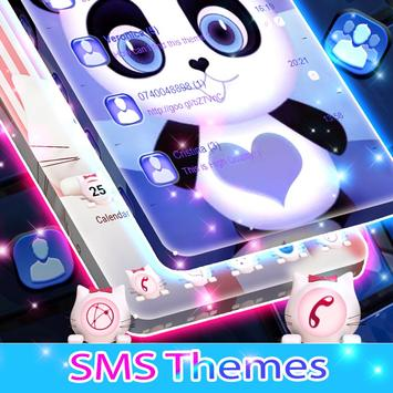 SMS Themes 2018 apk screenshot