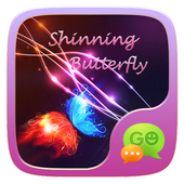 (FREE) GO SMS SHINING THEME icon