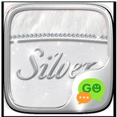 (FREE) GO SMS SLIVER THEME icon