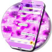 Pink Cheetah Fur SMS icon