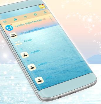 Water Drop SMS Message screenshot 4