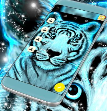 Tiger SMS Theme poster