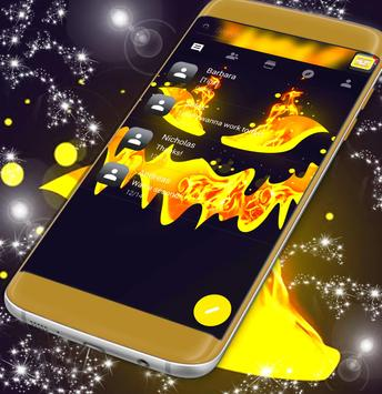 Text Message Backgrounds Halloween poster