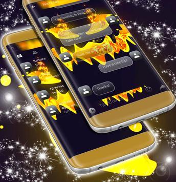 Text Message Backgrounds Halloween screenshot 1