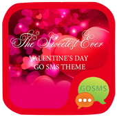 The Sweetest Ever GOSMS THEME icon