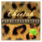 (FREE) GO SMS CHEETAH THEME icon