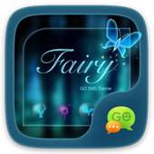 (FREE) GO SMS PRO FAIRY THEME icon