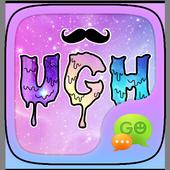 GO SMS UGH STICKER icon