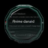 Anime danaid GO SMS icon