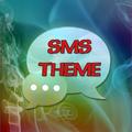 Smoke Fire Theme GO SMS Pro