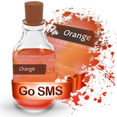 Orange S.M.S. Theme icon
