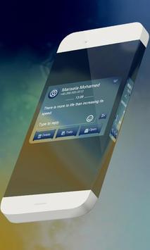 Beautiful S.M.S. Theme apk screenshot