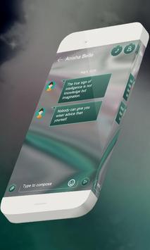 Beauty S.M.S. Theme apk screenshot