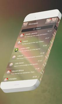 Happy S.M.S. Theme screenshot 4