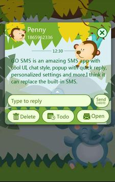 GO SMS PRO ZOO THEME for Android - APK Download