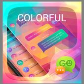GO SMS PRO COLORFUL THEME icon