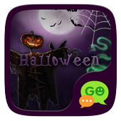 GO SMS HALLOWEEN THEME icon