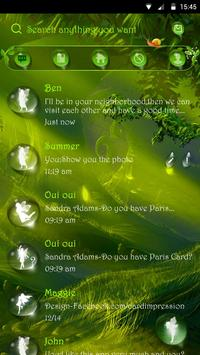 GO SMS PRO DRIP THEME apk screenshot