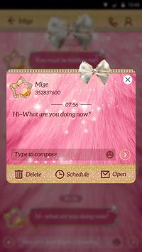 GO SMS PRO SUGER THEME screenshot 3