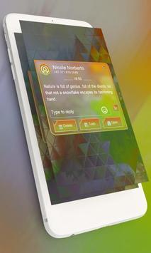 Beautiful GO SMS screenshot 13