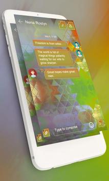Beautiful GO SMS screenshot 2