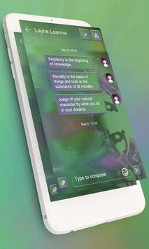 Bloom GO SMS apk screenshot