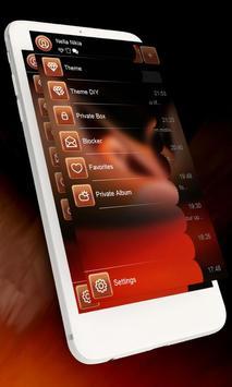 Butterfly GO SMS apk screenshot