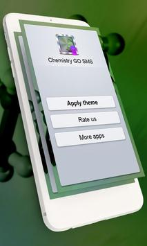 Chemistry GO SMS poster