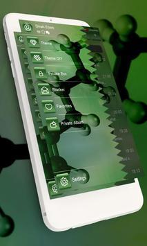 Chemistry GO SMS apk screenshot