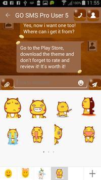 Chocolate Theme apk screenshot