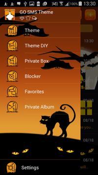 SMS Halloween Theme poster