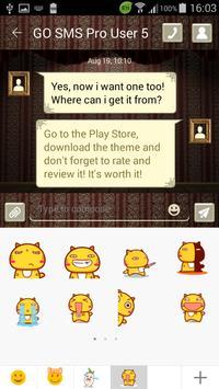 Vintage SMS Theme screenshot 4