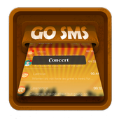Concert SMS Art icon
