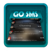 Charming SMS Art icon