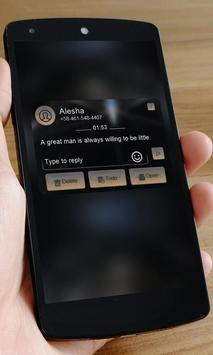 Charming SMS Art apk screenshot