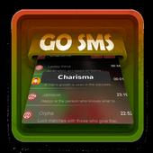 Charisma SMS Art icon