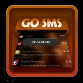 Chocolate SMS Art icon