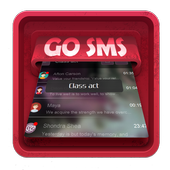 Class act SMS Art icon
