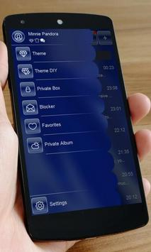 Blue start SMS Art screenshot 3