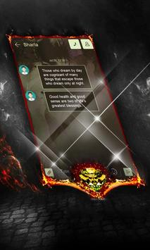 Battle Eruption SMS Cover screenshot 1
